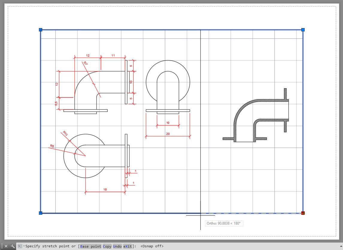 6257d2e9836c AutoCAD 2D Tutorial 09  layout y diseño para impresión - MVBlog